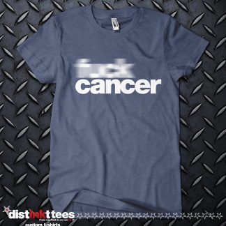 Fuck Cancer Shirt R Rated Version for Adults
