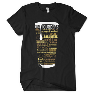 Custom Craft Beer Shirts